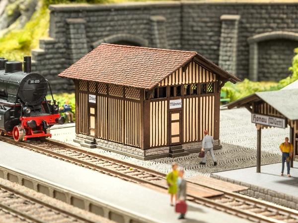 "Noch 66103 - ""Honau"" Outhouse"