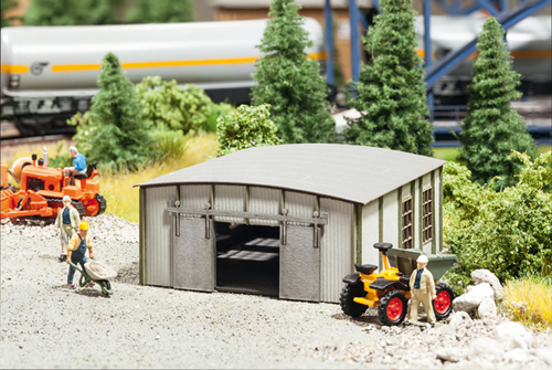 Noch 66107 - Corrugated Iron Shed