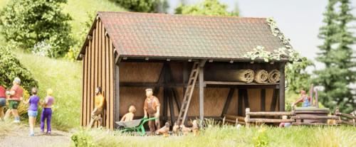 Noch 66711 - Wooden Barn