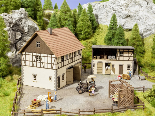 Noch 66713 - Great Farm Franz Fuhrmann & Co.