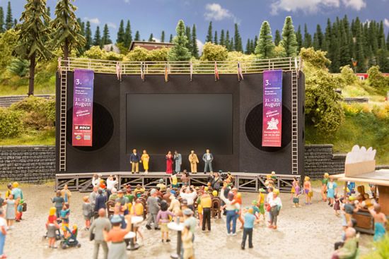 Noch 66822 - micro-motion Open-Air Film Festival