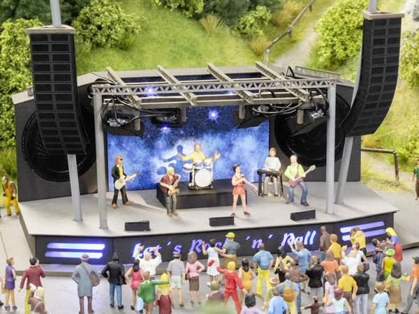 Noch 66823 - micro-motion Rock Festival