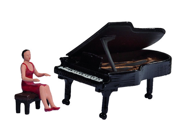 Noch 66827 - Piano Concert with micro-sound Piano Performance