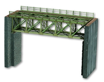 Noch 67010 - Steel Bridge, 18,8 cm long
