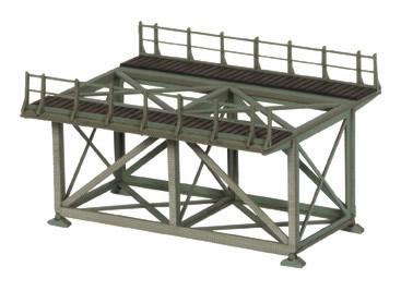 Noch 67023 - Truss Approach Bridge