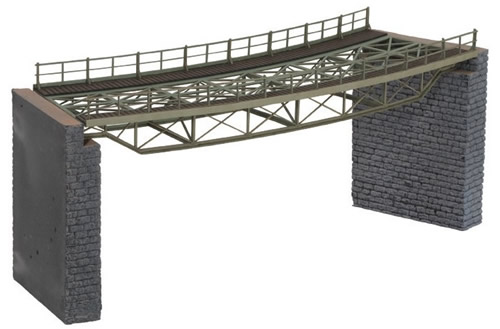 Noch 67026 - Bridge Deck curved, radius (R2) 437 mm