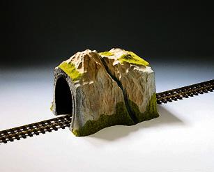 Noch 67660 - Tunnel, single track, straight,
