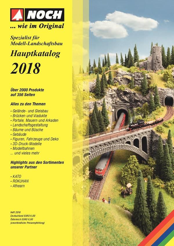Noch 71180 - 2018 NOCH Catalog