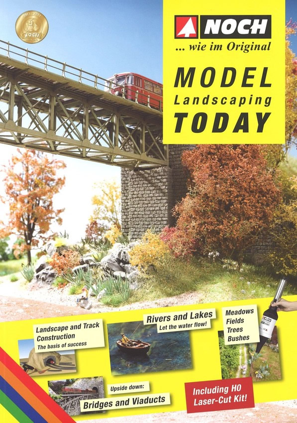 Noch 71909 - Magazine Model Landscaping Today