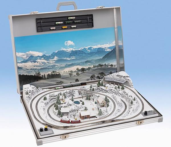 Noch 88308 - Briefcase Layout Interlaken
