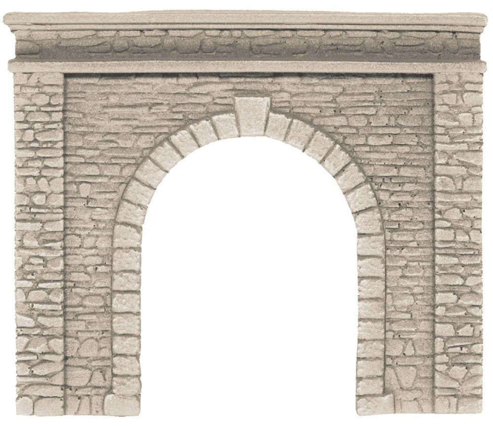 Noch 58061 Tunnel Portal Single Track 15 X 12 5 Cm