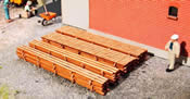 Piles of Planks, 4 pcs.