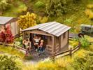 Garden Plot Shed
