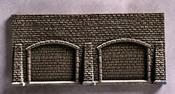 Stone Arcade Wall, 13 x 7 cm