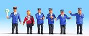 German Railway Officials