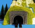 Scale Replacement Portal, Double Track,