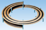 LAGGIES Standard Helix, track radius 194/230 mm,