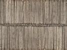 """3D Cardboard Sheet """"Timber Wall"""""""