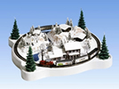 Christmas Layout Winterzauber,