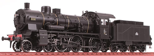 Oskar OS1803 - German Steam Locomotive P8 3330 EST