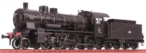 Oskar OS1803 - German Steam Locomotive P8 3330 EST
