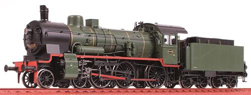 Oskar OS1805 - Belgian Steam Locomotive P8 64,082 of the SNCB