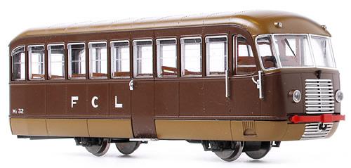 Oskar OSE1002 - Italian Railcar Emmina M1 7 FCL