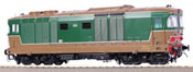 Italian Diesel-Electric Locomotive D 445 1025 FIAT Series I of the FS