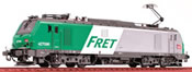 French Electric Locomotive BB27000 Prima BB427096 FRET of the SNCF