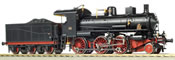 Italian Steam Locomotive Gr 625 002 of the FS