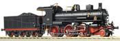 Italian Steam Locomotive Gr 625 002 of the FS (DCC Sound Decoder)