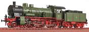 German Steam Locomotive P8 2436 of the KPEV