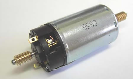 Piko 36001 - Motor for 6 Wheel Gearbox