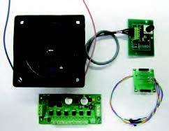 Piko 36220 - American Steam Sound Kit, DC/DCC