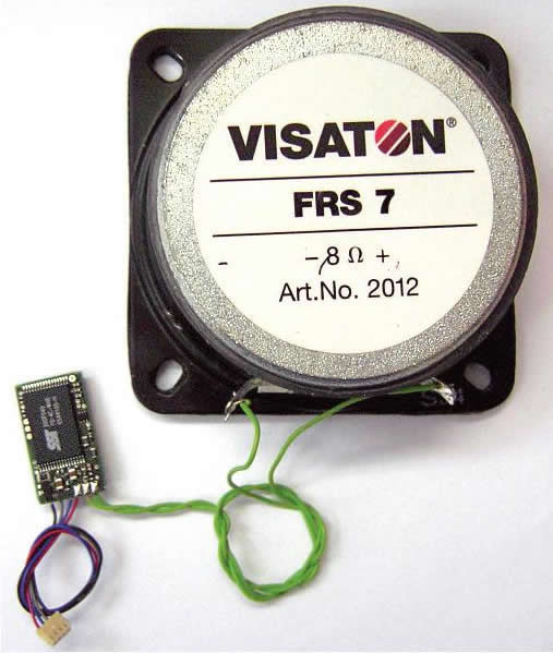 Piko 36228 - Sound Kit for BR 95