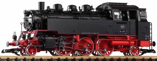Piko 37210 - German Steam Locomotive BR64 of the DB