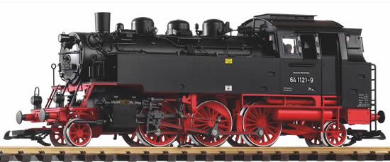 Piko 37211 - German Steam Locomotive BR 64 of the DR