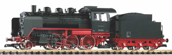 Piko 37222 - German Steam Locomotive with tender BR 24 of the DR