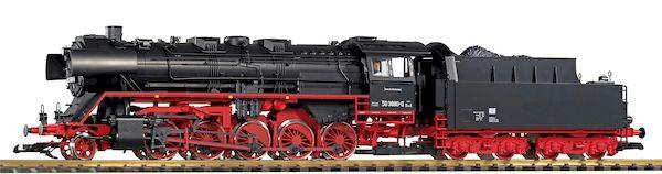 Piko 37241 - German Steam Locomotive BR 50 of the DR (Sound)
