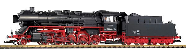 Piko 37241 - German Steam Locomotive BR 50 of the DR (Sound)