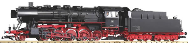 Piko 37243 - German Steam locomotive class 50 of the DB with Steam (Sound)