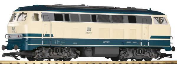 Piko 37509 - German Diesel Locomotive BR 218 of the DB