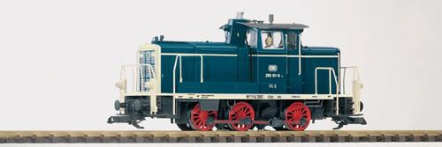 Piko 37521 - DB IV BR260 Switcher Blue & Beige