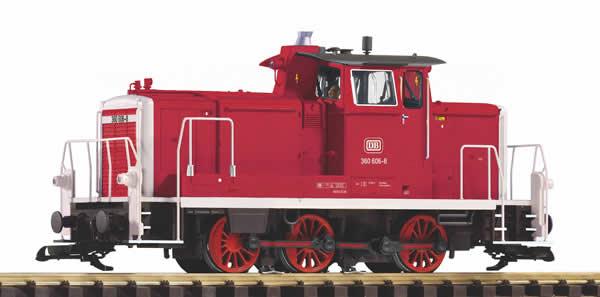 Piko 37525 - German Diesel Locomotive BR 360 of the DB