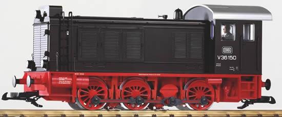 Piko 37530 - German Diesel Locomotive V 36 of the DB