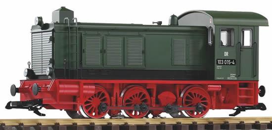 Piko 37531 - German Diesel Locomotive BR 103 of the DR