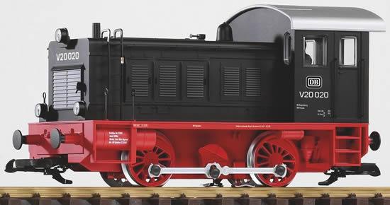 Piko 37550 - German Diesel Locomotive V 20 of the DB
