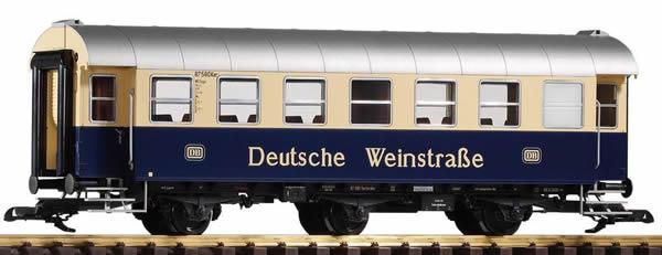 Piko 37609 - 2nd Class 3-axle Passenger Coach Umbau B3yg