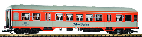 Piko 37622 - DB IV Silver Coin Coach 2. Cl., City-Bahn
