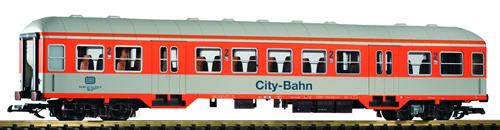 Piko 37622 - DB IV Silver Coin Coach 2. Cl., City-Bahn
